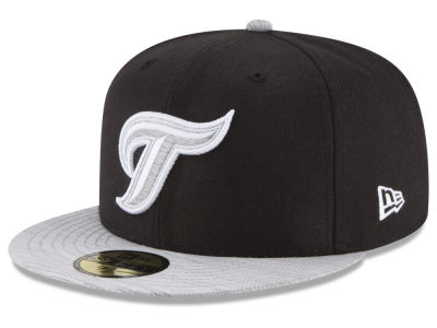 Toronto Blue Jays New Era MLB Black Heather Coop 59FIFTY Cap