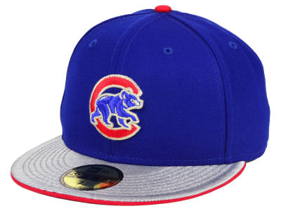 Chicago Cubs New Era MLB Turn To The Future 59FIFTY Cap