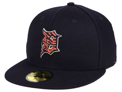 Detroit Tigers New Era MLB Turn To The Future 59FIFTY Cap