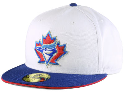 Toronto Blue Jays New Era MLB Turn To The Future 59FIFTY Cap