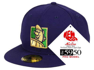 Milwaukee Brewers New Era MLB Turn Ahead The Clock 59FIFTY Cap