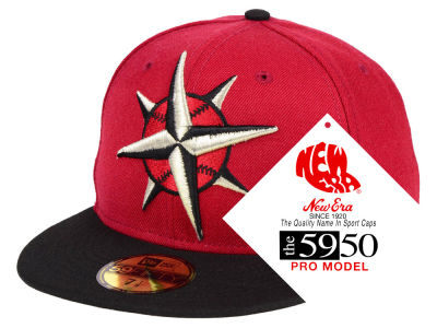 Seattle Mariners New Era MLB Turn Ahead The Clock 59FIFTY Cap