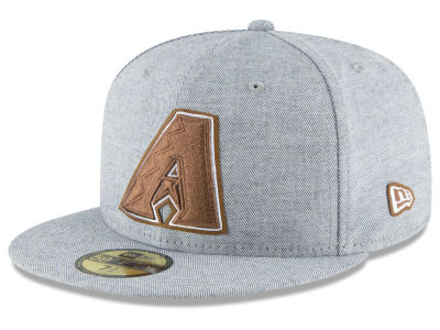 Arizona Diamondbacks New Era MLB Butter Fill 59FIFTY Cap