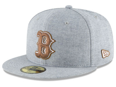 Boston Red Sox New Era MLB Butter Fill 59FIFTY Cap