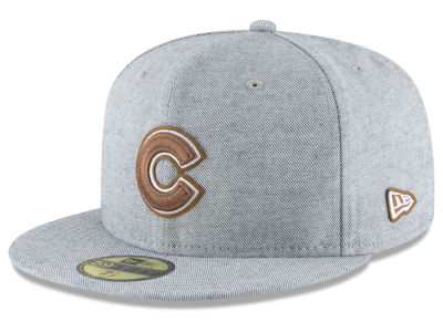 Chicago Cubs New Era MLB Butter Fill 59FIFTY Cap