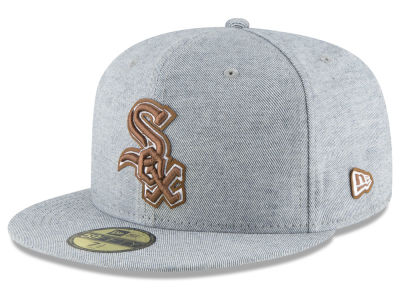 Chicago White Sox New Era MLB Butter Fill 59FIFTY Cap