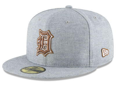 Detroit Tigers New Era MLB Butter Fill 59FIFTY Cap