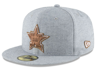 Houston Astros New Era MLB Butter Fill 59FIFTY Cap