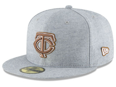 Minnesota Twins New Era MLB Butter Fill 59FIFTY Cap