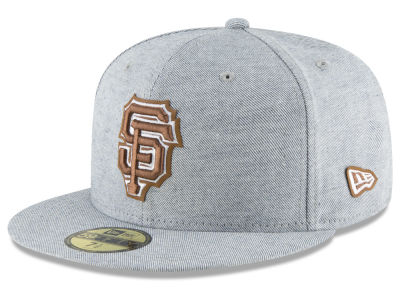 San Francisco Giants New Era MLB Butter Fill 59FIFTY Cap