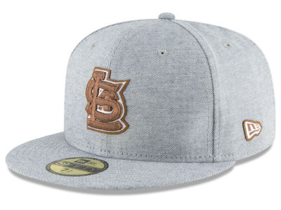 St. Louis Cardinals New Era MLB Butter Fill 59FIFTY Cap