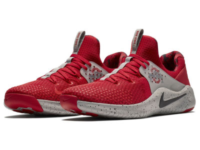 sports shoes 9e64d 8f663 Nike NCAA Men s Free Trainer V8 Week Zero Shoes Apparel at  OhioStateBuckeyes.com