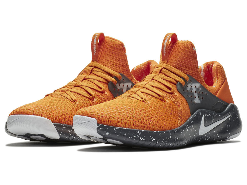the best attitude bd4ed 1f6e3 Tennessee Volunteers Nike NCAA Men s Free Trainer V8 Week Zero Shoes    lids.com