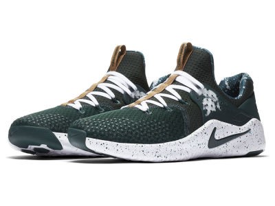 Michigan State Spartans Nike NCAA Men's Free Trainer V8 Week Zero Shoes
