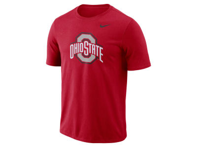 Nike NCAA Men's Dri-Fit Cotton Logo T-Shirt