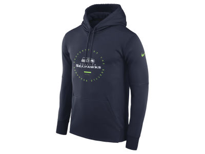 Seattle Seahawks Nike NFL Men's Property Of Therma Hoodie