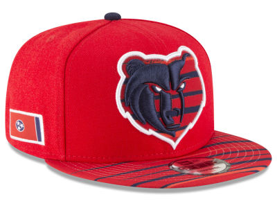 Memphis Grizzlies New Era NBA City Flag 9FIFTY Snapback Cap