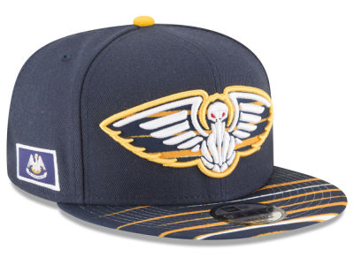 New Orleans Pelicans New Era NBA City Flag 9FIFTY Snapback Cap