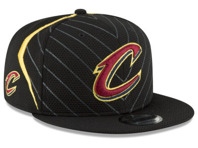 Cleveland Cavaliers New Era NBA Jersey Hook 9FIFTY Snapback Cap