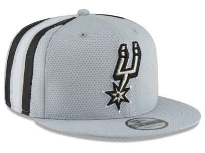 San Antonio Spurs New Era NBA Jersey Hook 9FIFTY Snapback Cap