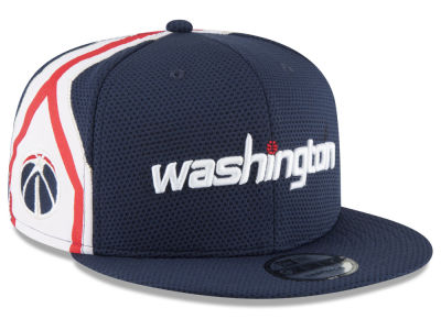 Washington Wizards New Era NBA Jersey Hook 9FIFTY Snapback Cap