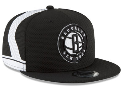 Brooklyn Nets New Era NBA Jersey Hook 9FIFTY Snapback Cap