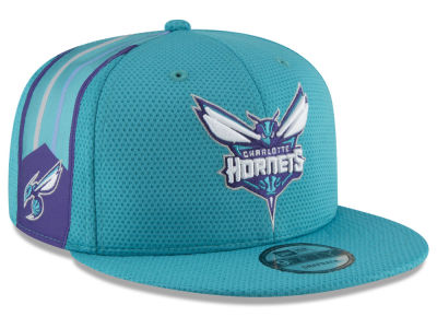 Charlotte Hornets New Era NBA Jersey Hook 9FIFTY Snapback Cap