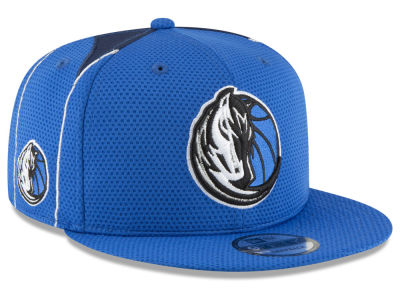 Dallas Mavericks New Era NBA Jersey Hook 9FIFTY Snapback Cap