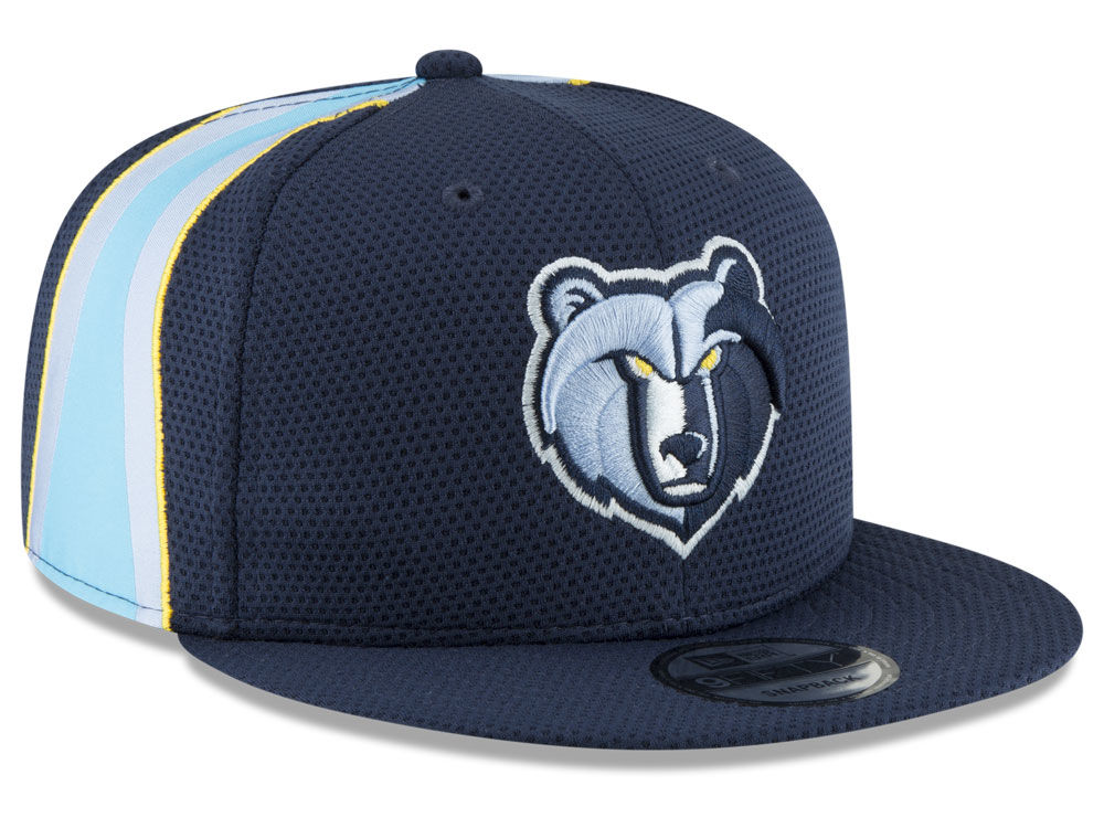 Memphis Grizzlies New Era NBA Jersey Hook 9FIFTY Snapback Cap  3f3cca238a2