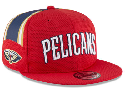 New Orleans Pelicans New Era NBA Jersey Hook 9FIFTY Snapback Cap
