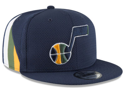 Utah Jazz New Era NBA Jersey Hook 9FIFTY Snapback Cap