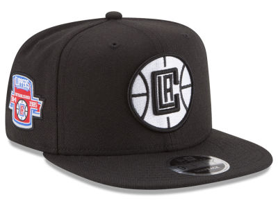Los Angeles Clippers New Era NBA Anniversary Patch 9FIFTY Snapback Cap