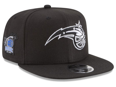 Orlando Magic New Era NBA Anniversary Patch 9FIFTY Snapback Cap