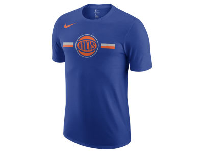 New York Knicks Nike NBA Men s Essential Logo T-Shirt f61b65d5f