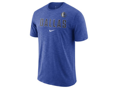 Dallas Mavericks Nike NBA Men's Essential Facility T-Shirt
