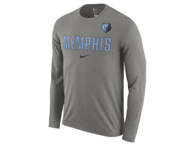 Memphis Grizzlies Nike NBA Men's Essential Facility Long Sleeve T-Shirt
