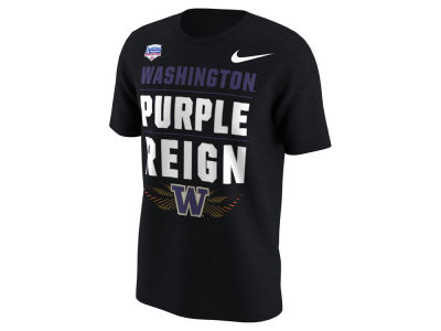 Washington Huskies Nike 2018 NCAA Men's Bound Verbiage T-Shirt