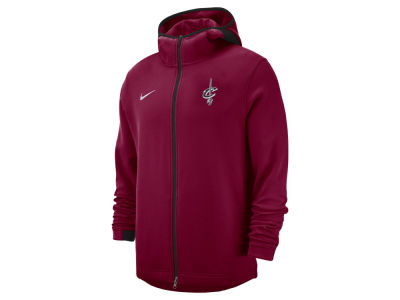 Cleveland Cavaliers Nike NBA Men's Dry Showtime Full Zip Hoodie