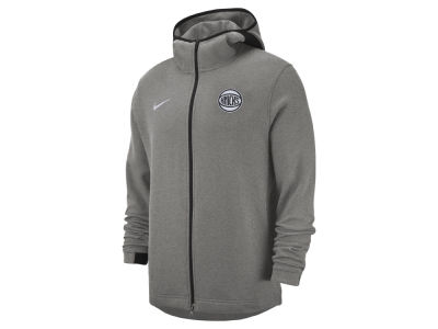 New York Knicks Nike NBA Men s Dry Showtime Full Zip Hoodie aed1efbff