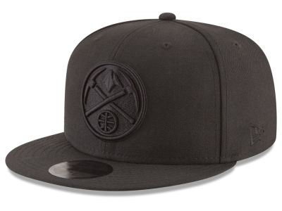 Denver Nuggets NBA Blackout 59FIFTY Cap