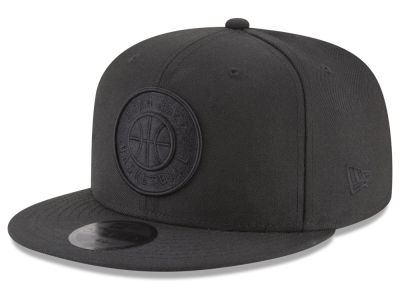 Utah Jazz New Era NBA Blackout 59FIFTY Cap
