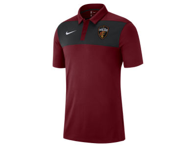 Cleveland Cavaliers Nike 2018 NBA Men's Statement Polo