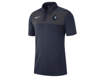 Minnesota Timberwolves Nike 2018 NBA Men's Statement Polo
