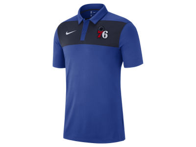 Philadelphia 76ers Nike 2018 NBA Men's Statement Polo