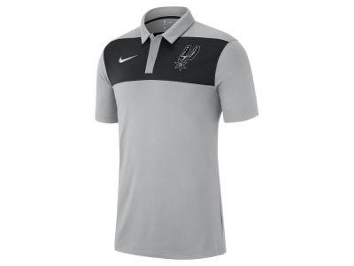 San Antonio Spurs Nike 2018 NBA Men's Statement Polo