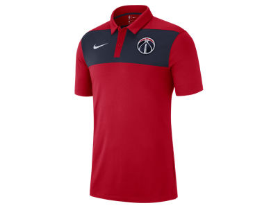Washington Wizards Nike 2018 NBA Men's Statement Polo