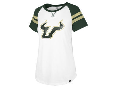 South Florida Bulls '47 NCAA Women's Fly Out Raglan T-Shirt