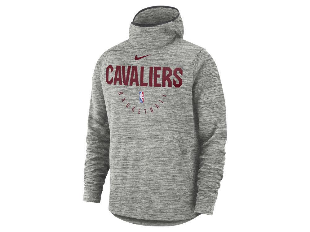 Cleveland Cavaliers Nike NBA Men s Spotlight Pullover Hoodie  4a2e166b886