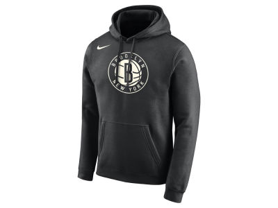 Brooklyn Nets Nike NBA Men's Essential Logo Pullover Hoodie