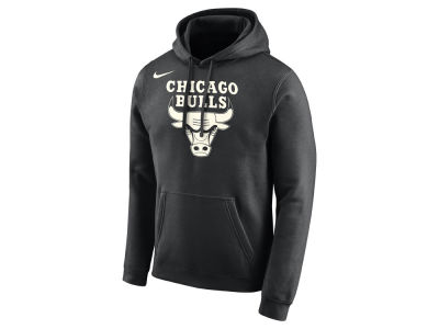Chicago Bulls Nike NBA Men's Essential Logo Pullover Hoodie